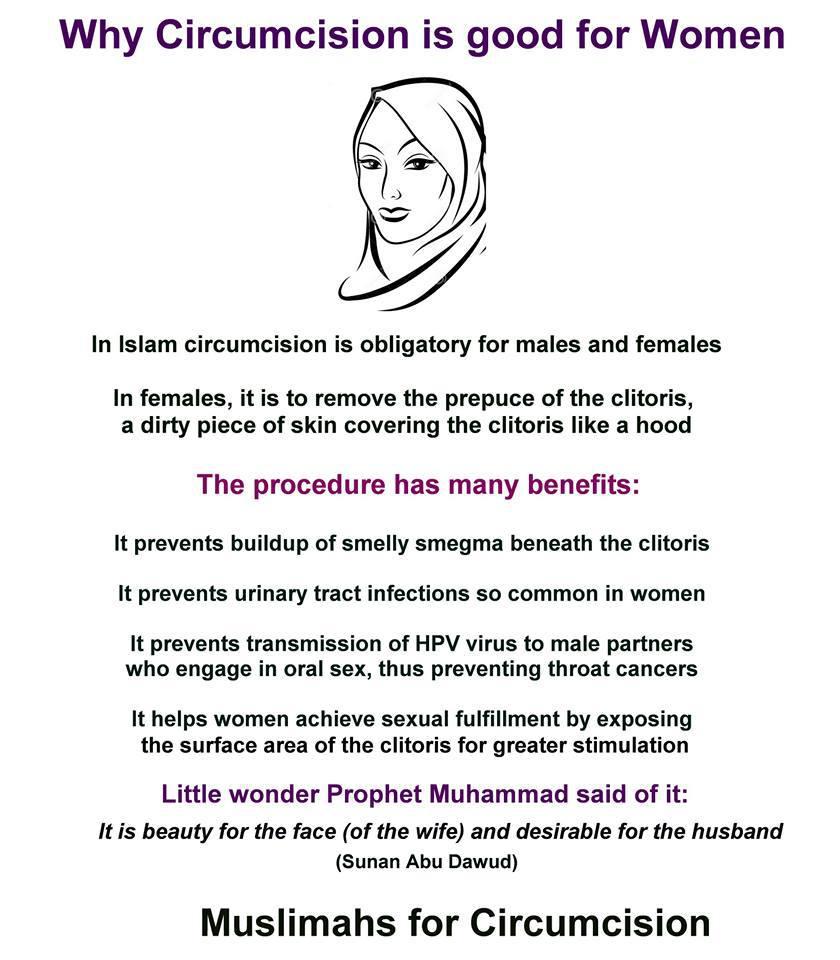 smegma female mutilation