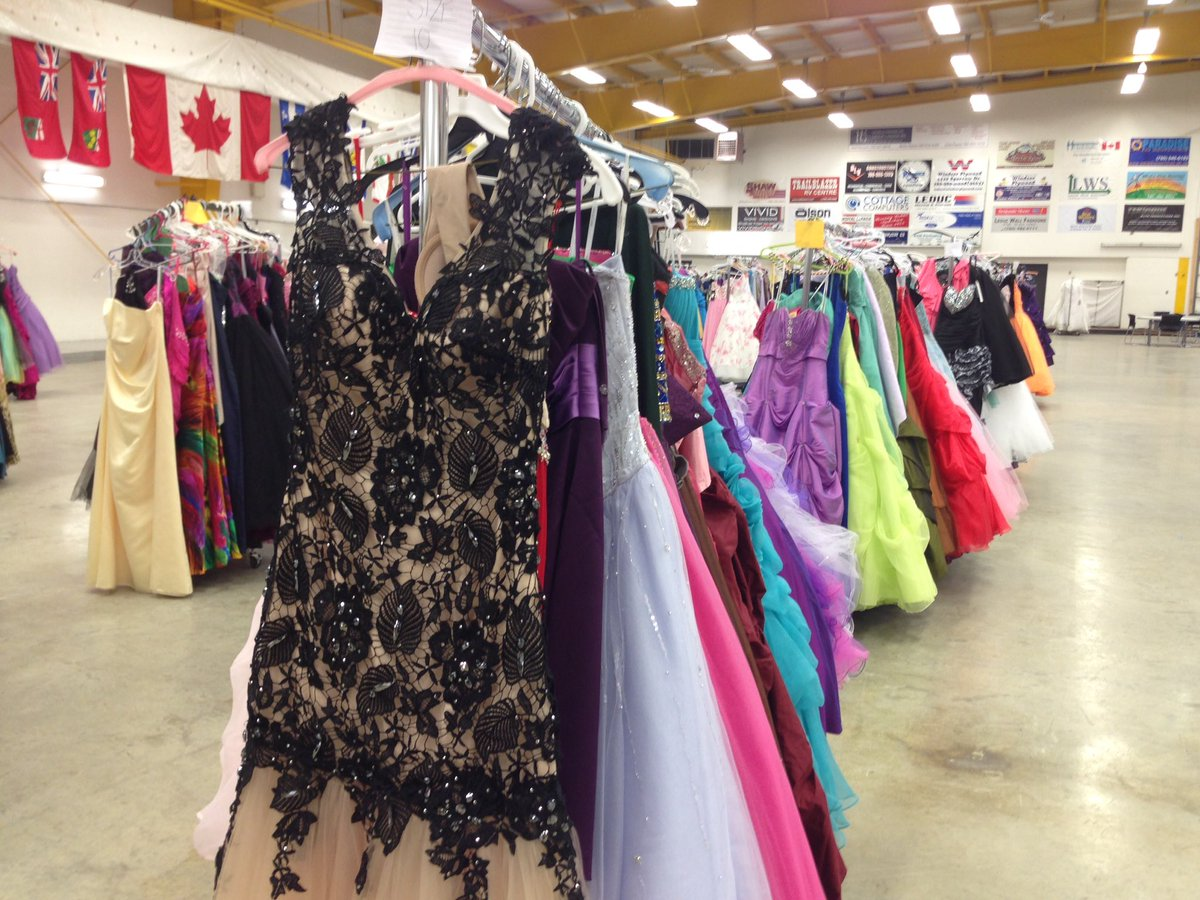 This dress is one of my favourites. So many gorgeous options here for grads. All donated. Free for grads in need.