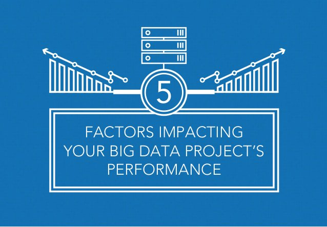5 Factors Impacting Your Big Data Project's Performance