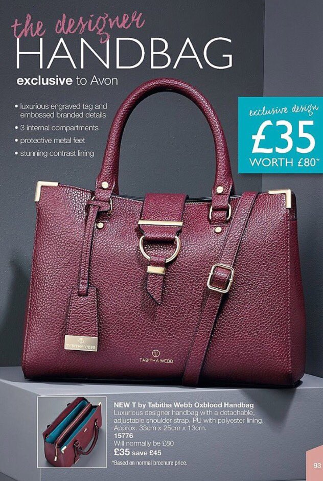 Exclusive To The Avon Boutique Tabitha Webb Handbag And Weekender Bag Tabithawebb Theavonboutiquepic Twitter Xubjkqktp1