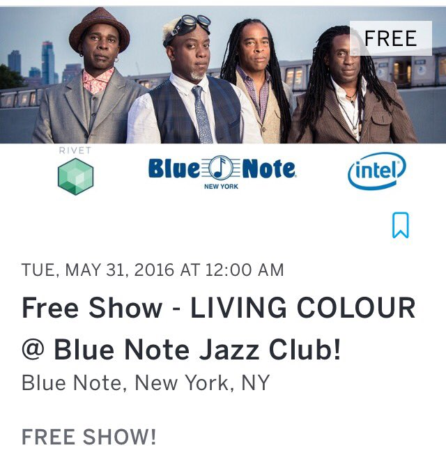 Blue Note FREE SHOW