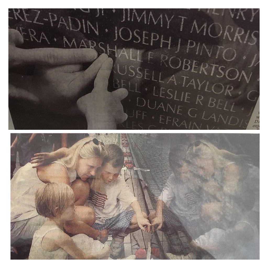 . @jaketapper Marshall E. Robertson #neverforgotten #memorialday #vietnam https://t.co/sWnThoCUQf