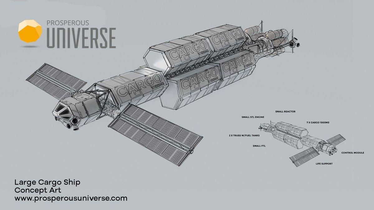 Cjr6VfUWkAEi6D2 prosperous universe on twitter \