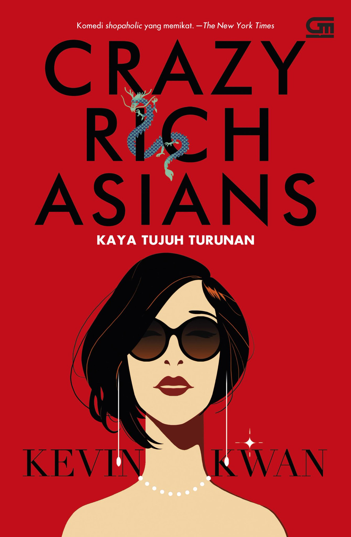 📖 Novel of the Week: Crazy Rich Asians by Kevin Kwan