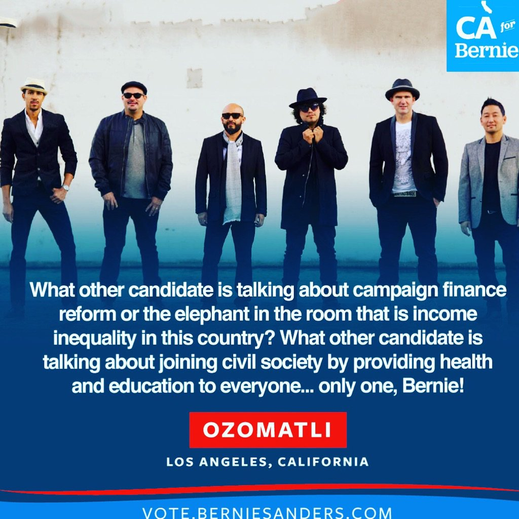 #feelthebern #california @berniesanders https://t.co/9lGcbBMz0t