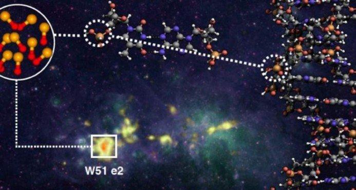 Detectan por primera vez molécula PO, esencial para el origen de la vida https://t.co/qHtTGPz4vs
