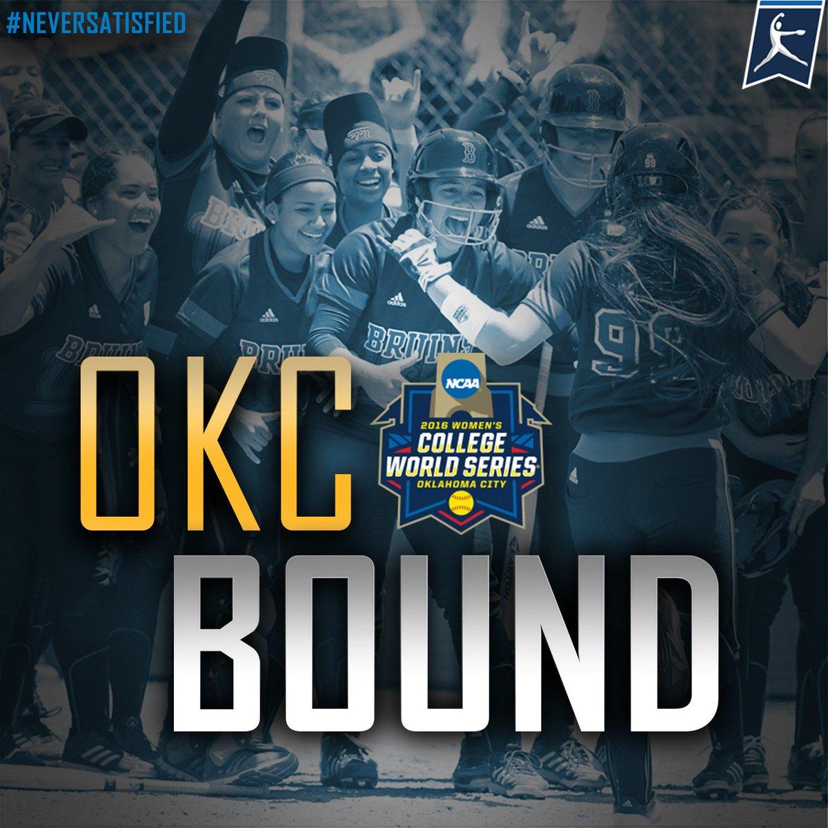 BRUINS WIN!!!! UCLA 2, Oregon 1!!!! OKC BOUND!!!! https://t.co/wdIbOZehdE