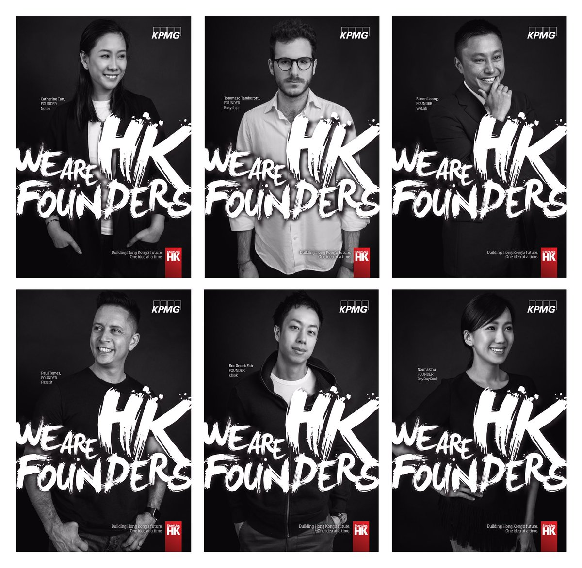 """We Are HK Founders"" campaign debuts at #RISEconf and spotlight on HK ecosystem on June 2: https://t.co/OrbWQvMmjE https://t.co/fGfLqKGYY5"