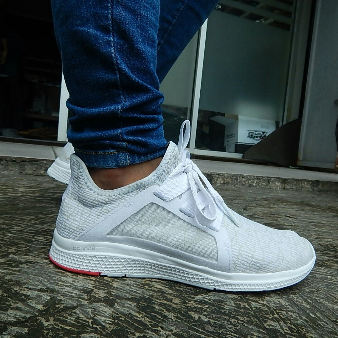 Adidas Bounce Edge Luxe Grey