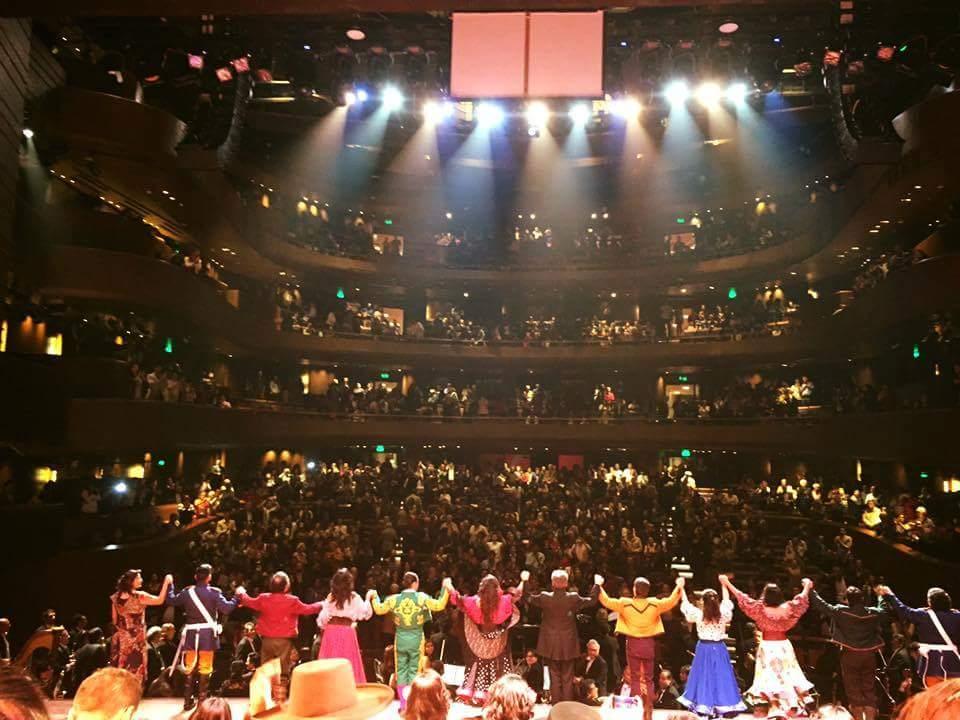 Terminando, #Carmen de #Bizet @GranTeatroNac enhorabuena a todos