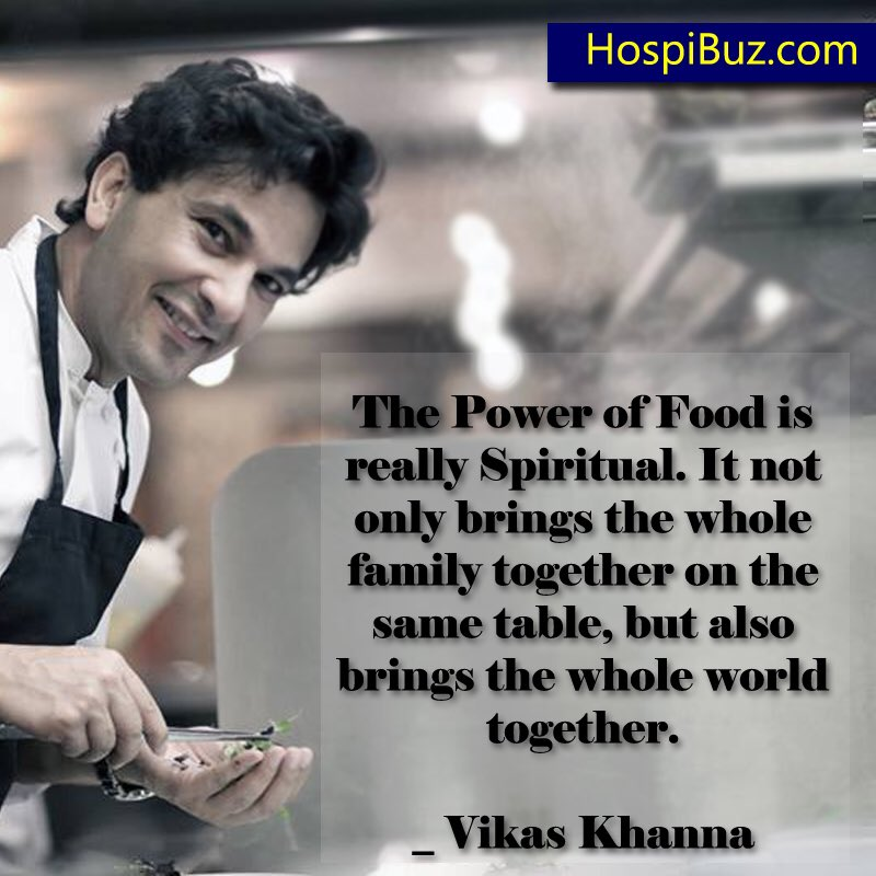 vikas khanna fanpage on motivational quotes from