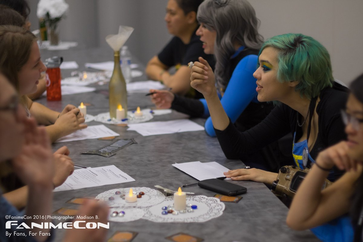 fanimecon speed dating taft ca datování