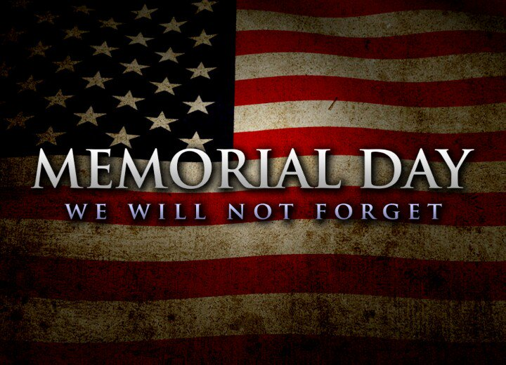 Remembering those who gave the ultimate sacrifice on this day and every day. #MemorialDay2016 #ThankYou https://t.co/Q8OinGtwjK