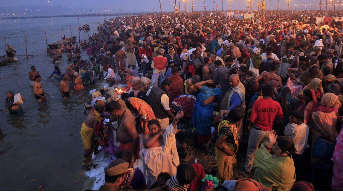 Un ministre indien veut faire livrer de l 39 eau du gange par la poste - Se faire livrer de l eau ...