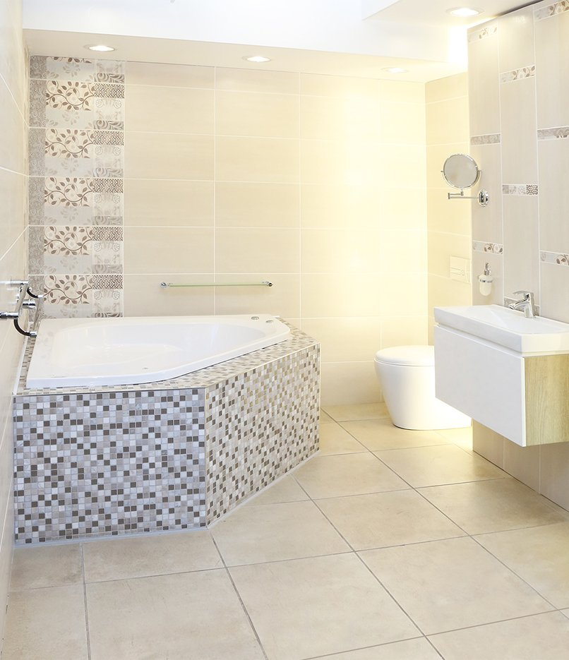 Ctm on twitter we love corner baths especially the for Ctm bathroom designs