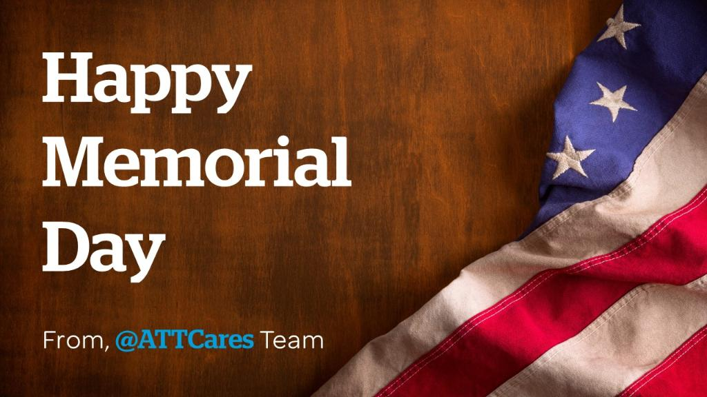 Remembering all our Fallen Soldiers who gave so much this #MemorialDay. https://t.co/mkh1oKBMrx