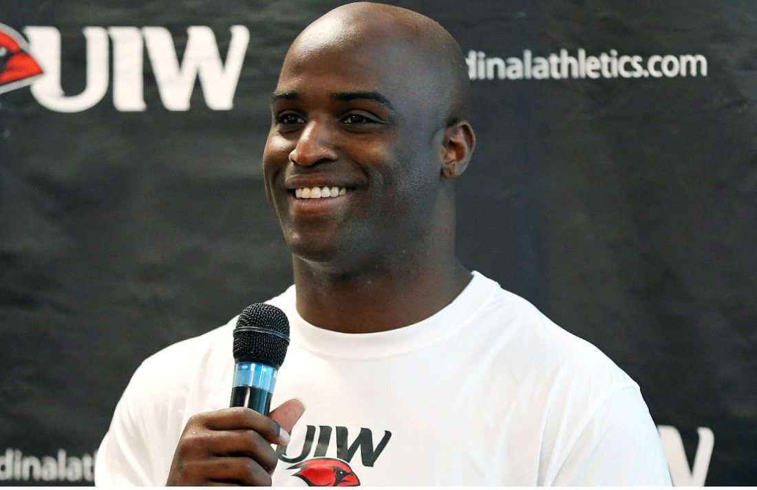 Ricky Williams is Now the Face of a Weed Gym … Wait, What?