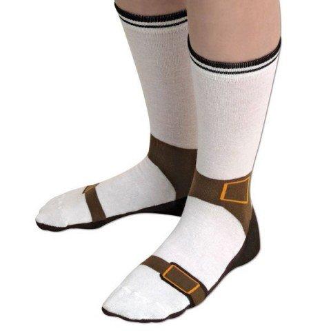 Socken sandalen und Sind Socken