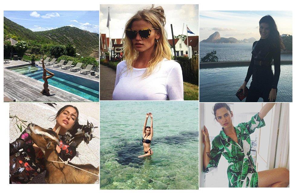 The best model snaps of the week set against the most idyllic backdrops: https://t.co/AenJT0EemO https://t.co/VWJLVprJLp