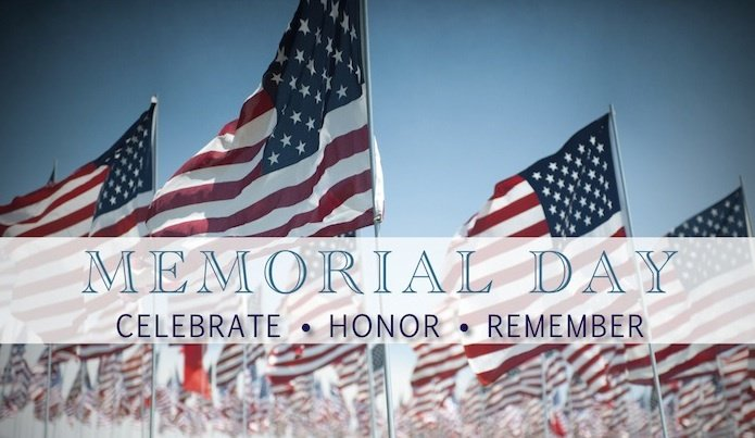 Today we honor & revere those who sacrificed their lives to found and protect the country we call home MemorialDay