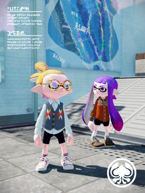 splatoon fashion spreads are almost definitely the best thing about videogames in the past twelve months https://t.co/QOhqYjcGnn