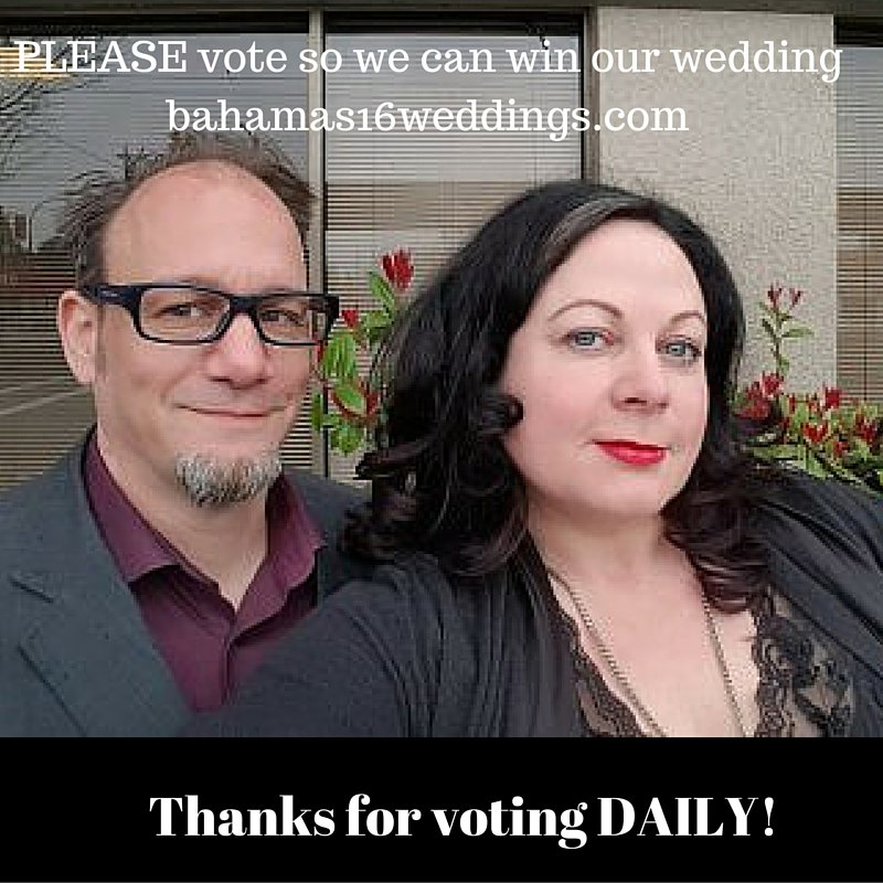 Please vote for BC Couple Cassandra and Michael to #win #wedding. 5th on the right.  https://t.co/Oo7AnZ0lA1 https://t.co/FGNGDkjCoD
