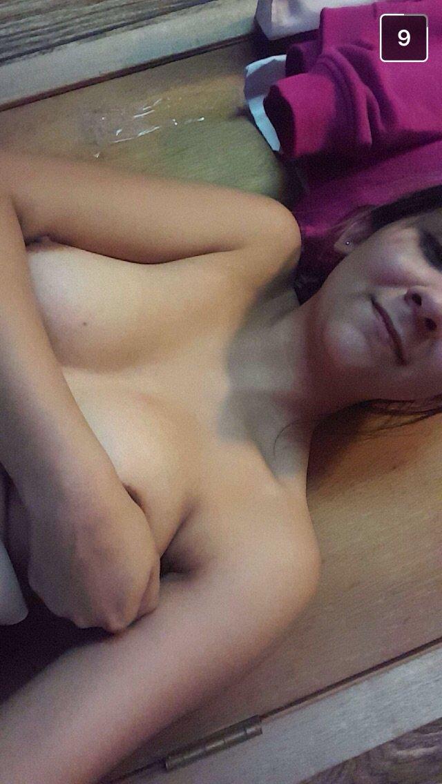 Nude Selfie 5753