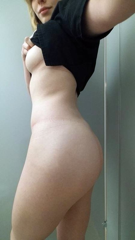 Nude Selfie 5794