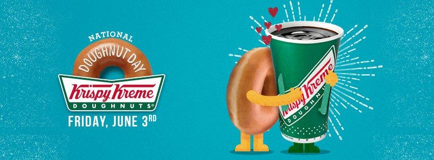 Free KrispyKreme Donuts