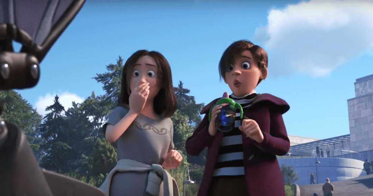 Finding Dory might be the first Pixar movie to feature a lesbian couple: https://t.co/x6GzieU7qF https://t.co/4NmT7dc1Nl