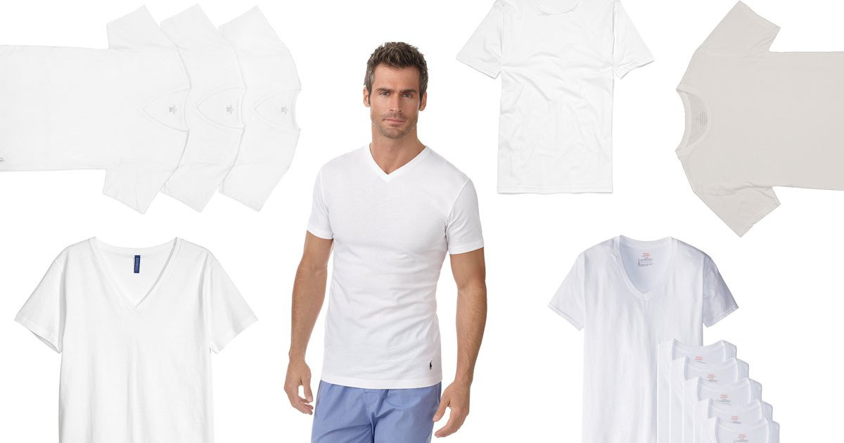 We've rounded up the best men's white t-shirts. Time to put on that summer uniform.  https://t.co/PPTbGqn9Mc https://t.co/s3ZYiSpuLL