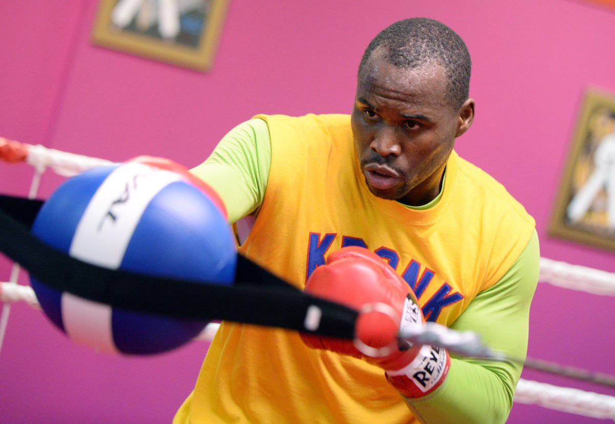 Adonis Stevenson affrontera Thomas Williams fils.