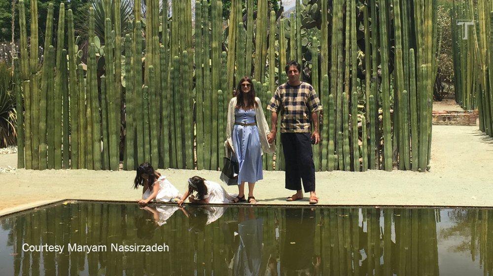 In Mexico with Maryam Nassirzadeh and her family https://t.co/KXY31fw5R3 https://t.co/2YQsWbwXL7