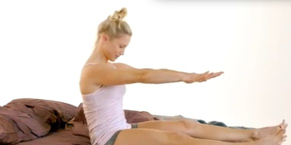 You can do this easy 10-minute workout from your bed: https://t.co/a52AE7pgIF https://t.co/sV7oSxJ0mQ