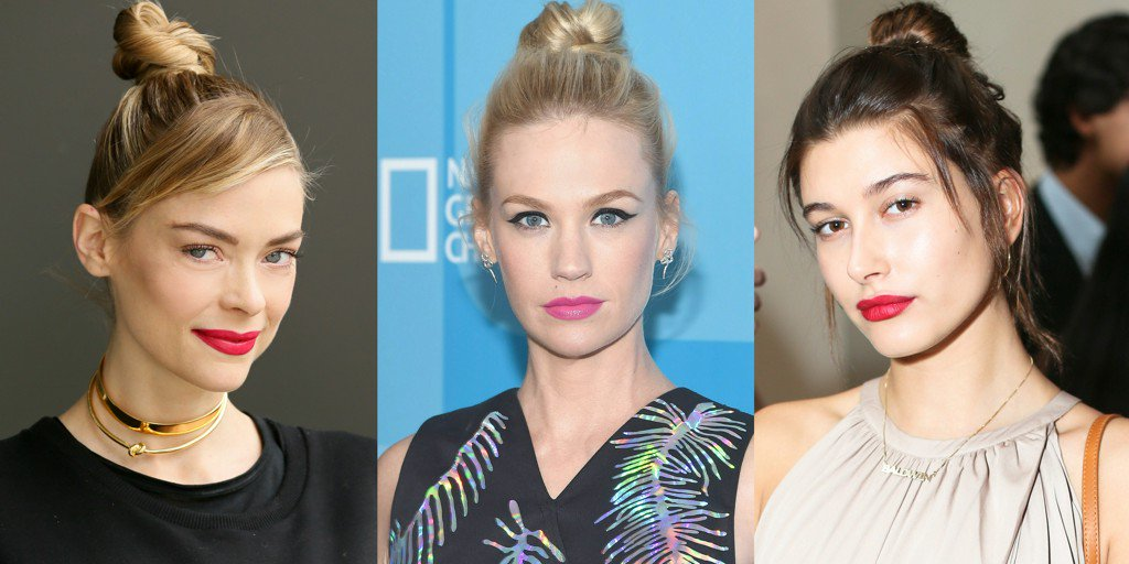 The Top Knot Is Back https://t.co/AquyB6Zatn https://t.co/ALe0XuULB6
