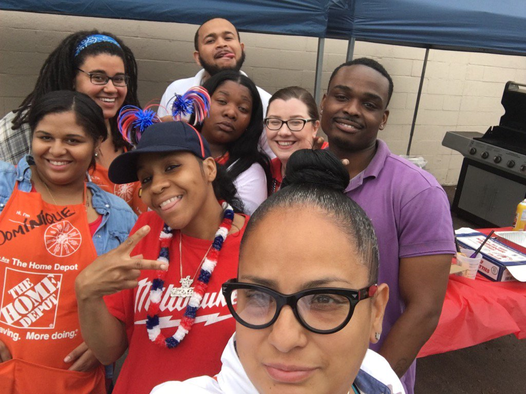 "Lourdes Caraballo on Twitter: ""Happy Memorial 🇺🇸 #HomeDepot ..."