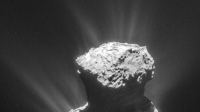 La conferma di Rosetta: dalle comete i