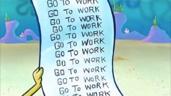 What my summer actually consists of
