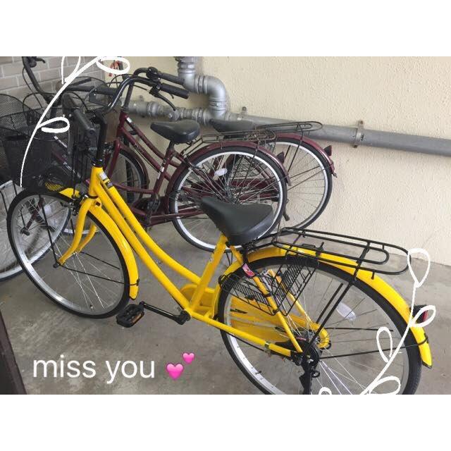 【秋田駅前自転車盗難】5月28日(土)カラオケBanBan付近で黄色の自転車が盗まれました。所有者は外国人女性で秋田市は安全だと思っていたのに…と大変ガッカリしてます。目に付く色です。見かけた方はご一報を! #akita #秋田 https://t.co/Fe66ndF6Fm
