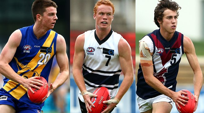 The 38-player #VicMetro squad for the 2016 #AFLU18Champs has been announced. https://t.co/WYDeYYiqBt #TACCup https://t.co/GstTpDX7nC