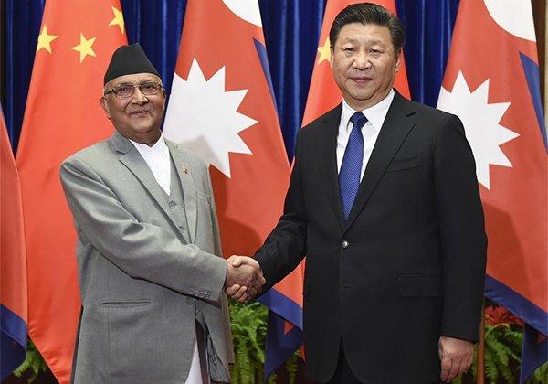 नेपाल–चीन घनिष्ट भएकोमा भारतलाई टेन्सन