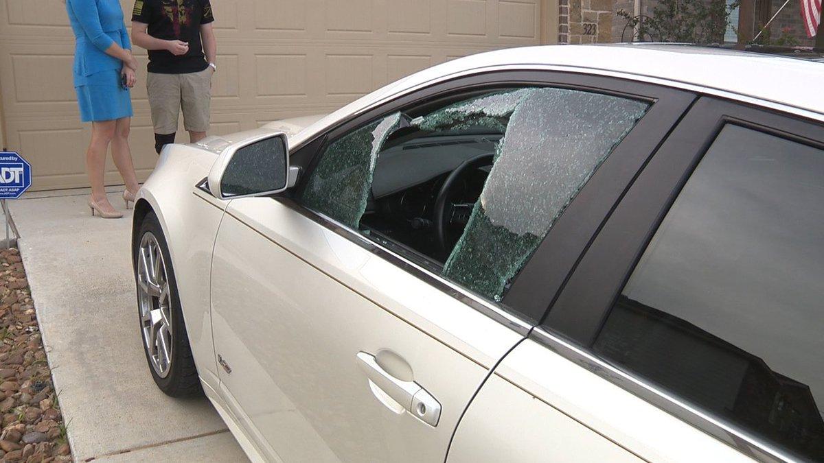 Car burglars target veterans on Memorial Day KSATnews