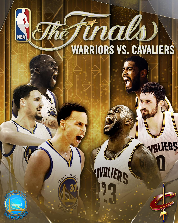 (1) Golden State Warriors Vs (1) Cleveland