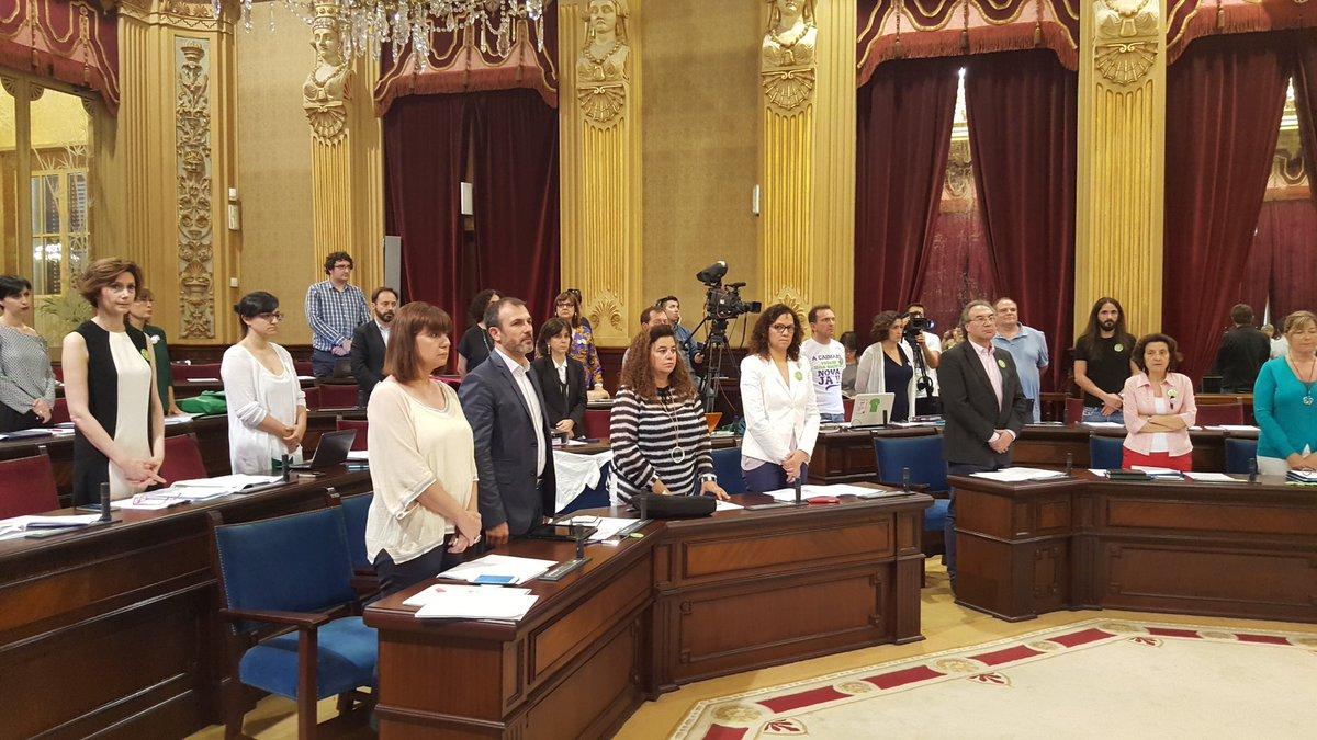 Armengol: 'El objetivo del Govern es convertir el crecimiento económico en bienestar social para los ciudadanos'