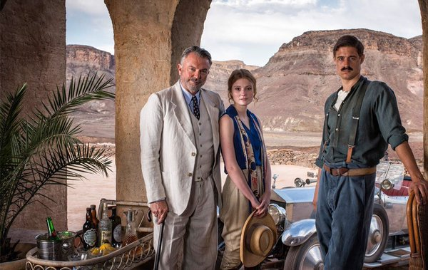 Tutankhamun ITV 2016, avec Max Irons et Sam Neil CjxZiy9UUAMPk-I