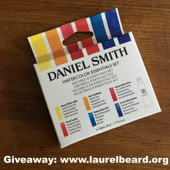 Daniel Smith Watercolor Essentials Set GIVEAWAY #laurelbeard #giveaway… https://t.co/lFJNfz3KN8 https://t.co/nj57CG1vNr