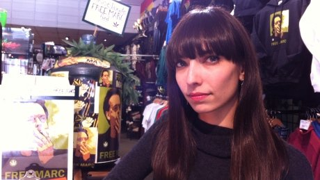 Jodie Emery's Toronto pot shop sells to recreational and medical users