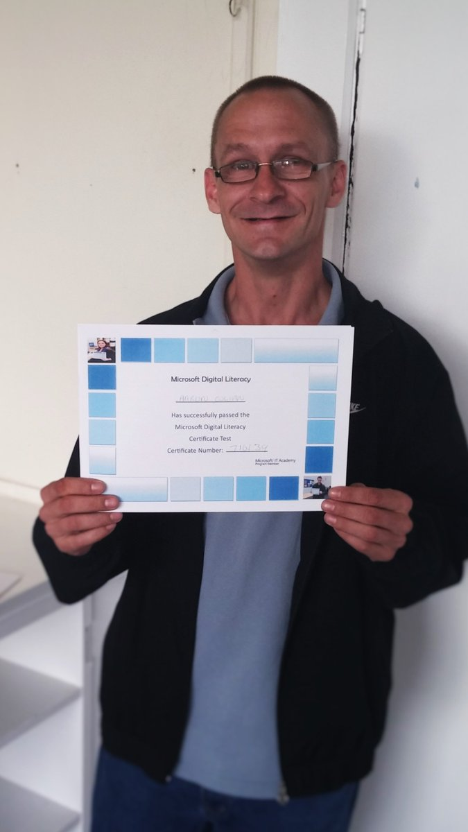 Digitalskillsacademy On Twitter Another Microsoft Certificate