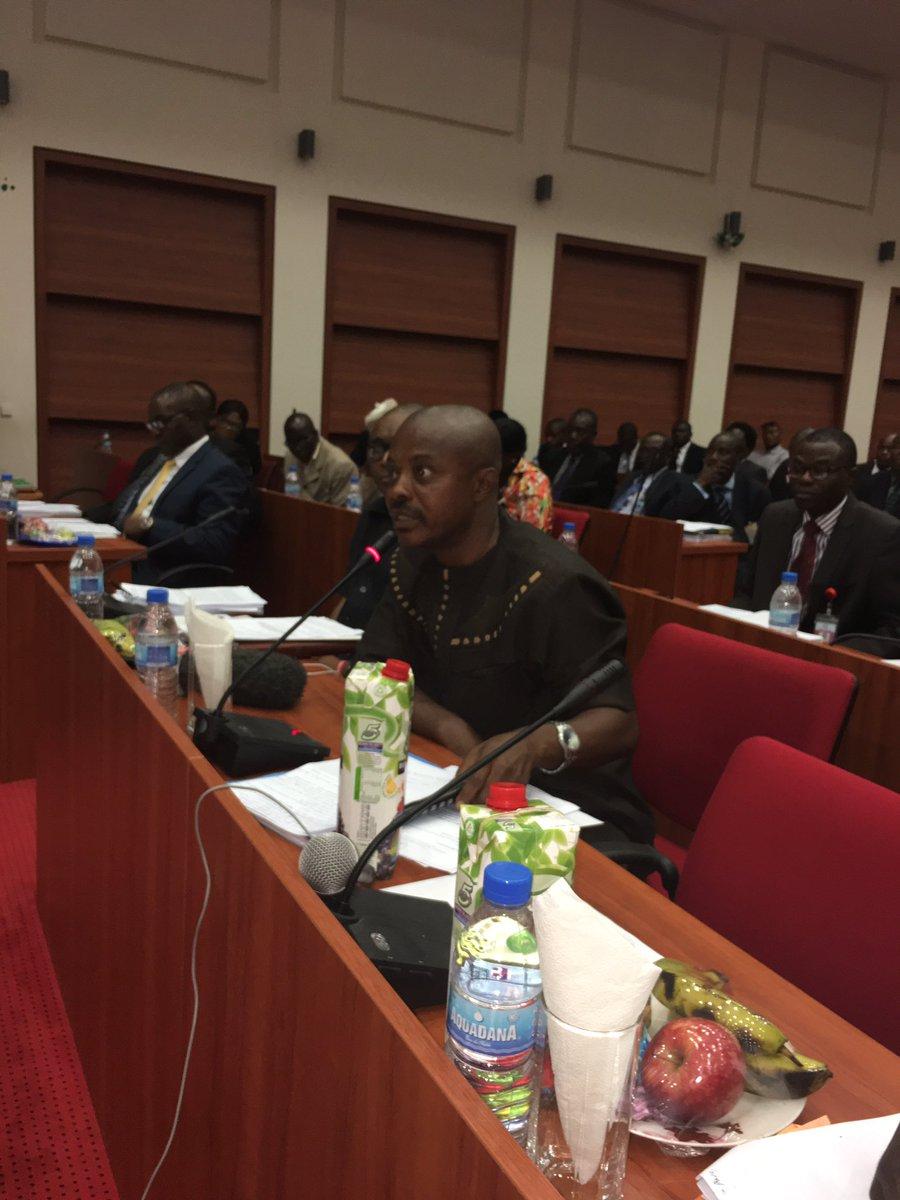 Ajaerowas also present at the electricity tariff public hearing