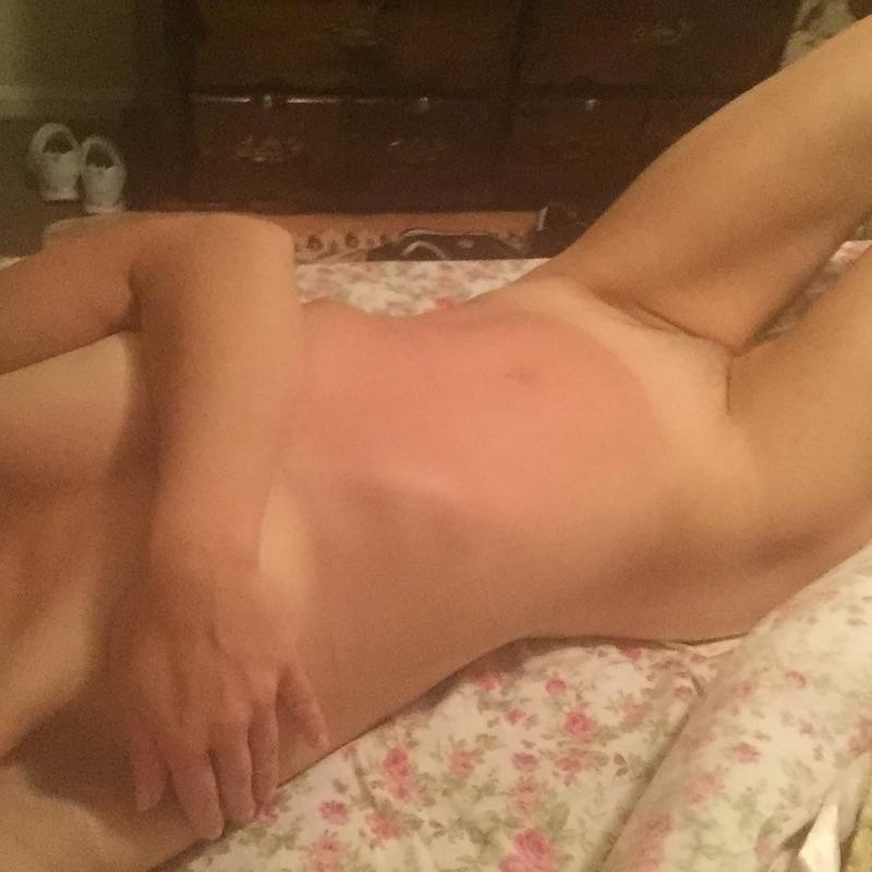 Nude Selfie 5807